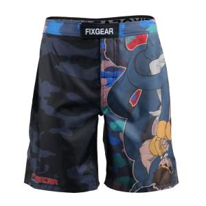 FIXGEAR FMS-H5 sportovní mma kraťasy