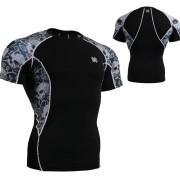 FIXGEAR C2S-B40 kompresní triko s krátkým rukávem