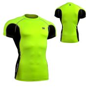 FIXGEAR FCTR-BGS kompresní triko s krátkým rukávem