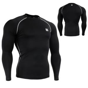 FIXGEAR CPL-BS kompresní triko s dlouhým rukávem