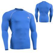 FIXGEAR CPL-CS kompresní triko s dlouhým rukávem