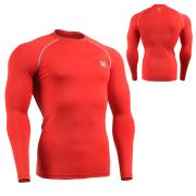 FIXGEAR CPL-RS kompresní triko s dlouhým rukávem