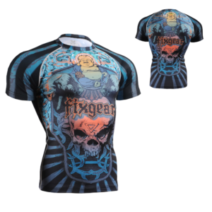 FIXGEAR CFS-74 kompresní triko s krátkým rukávem